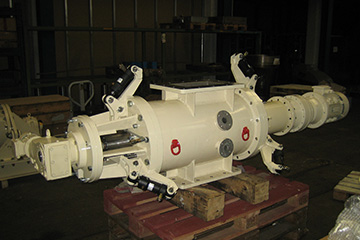 Conical Rotary Valve